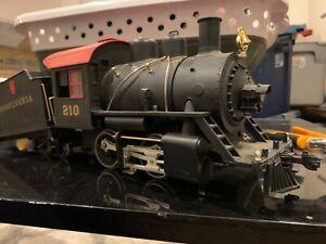 LGB G scale Pennsylvania Steam Locomotice & Tender Model Train