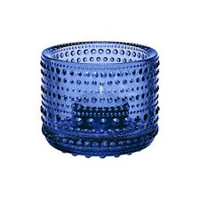IITTALA KASTEHELMI VOTIVE ULTRAMATINE BLUE 6.4CM