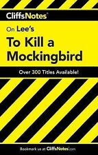 To Kill a Mockingbird (Cliffs Notes) by Cliffs, Tamara Castleman