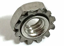 Stainless Steel 8-32 Keps Nuts K-Locks Qty 1000