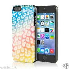 Incipio Feather Shine CASE COVER PER APPLE IPHONE se/5s/5 - SAFARI SUNSET NUOVO