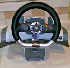XBox 360 by Microsoft Wireless Force Feedback Steering Wheel Only