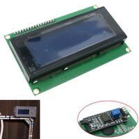 Blue Serial IIC I2C TWI 2004 20x4 Character 5v LCD Module Display for Ardu K1V0
