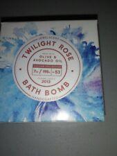 Jewel-Scent Bath Bomb Twilight Rose With Ring sizes 8,9