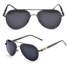 Men Women Aviator Polarized Sunglasses Driving Mirror Lens Glasses UV400 Fashion