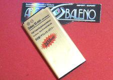 Batteria 2850Mah PER SAMSUNG GALAXY S5 MINI SM-G800 POTENZIATA MAGGIORATA ORO