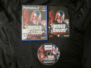 PS2 : JUDGE DREED : DREED VS DEATH - Completo, ITA !
