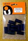 10 X pack of UTILUX 4.7mm Female Bullet Socket Connectors - Double