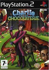Jeu PlayStation 2 - Charlie et la Chocolaterie - Jeu PS 2
