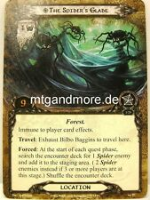 Lord of the Rings LCG  - 1x The Spider's Glade  #025 - On the Doorstep