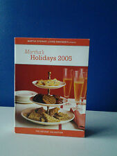 Martha's Holidays 2005 The Holiday Collection 3 CD Set