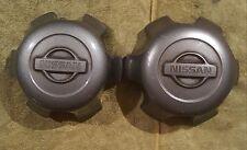 (1) 2001-2004 Nissan Xterra Frontier Charcoal OEM Center Cap P/N 40315 9Z410
