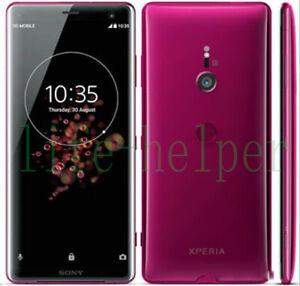 "Sony Xperia XZ3 Dual SIM H9436 Smartphone Single SIM H8416 19MP 64GB 6.0"""