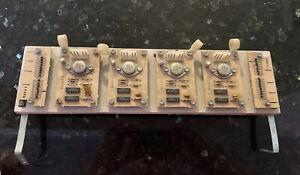 Gottlieb Pinball Pop Bumper Boards 5