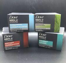 12X Dove Men Care Body And Face Soap Bar 4 Flavor Combo Set (Each Flavor 3Bars)
