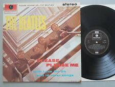 BEATLES PLEASE PLEASE ME 1980's LP vinyl pressing