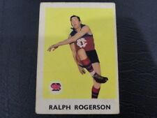 1965 SCANLENS CARD NO.11 RALPH ROGERSON #65