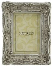"""Shabby & Chic Vintage Very Ornate Antique Silver Photo frame for a 6""""x4"""" Picture"""