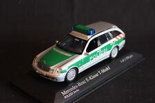 Minichamps Mercedes-Benz E-Klasse T-Modell 1:43 Polizei Berlin (JS)