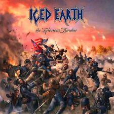 Iced Earth-The Glorious Burden Vinyl LP Heavy Metal Sticker or Magnet