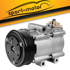 A/C AC Compressor fit for 1997-07 Ford F-150 F-250 F-350 F-450 F-550 F6TZ19D784A