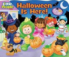 Fisher-Price Little People: Halloween Is Here! [Little People Fisher-Price]