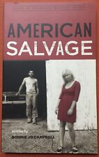 Bonnie Jo Campbell / American Salvage First edition signed 2009