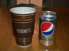 HERSHEY'S - CHOCOLATE BAR IMAGES, Ceramic Coffee Cup, Vintage