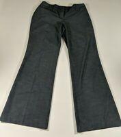 Ann Taylor LOFT Womens Size 6 Julie Blue Pants PA61