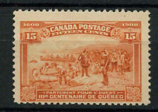 Quebec Postage Canadian Stamps