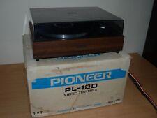 Pioneer PL-12D 2 velocità giradischi BELT-DRIVE
