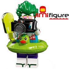 NEW LEGO Minifigures Vacation The Joker Batman Movie Series 2 71020 Beach Figure
