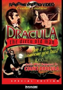 DRACULA THE DIRTY OLD MAN / GUESS WHAT HAPPENED TO COUNT DRACULA - 2002 DVD
