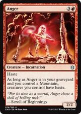 ANGER Commander Anthology MTG Red Creature — Incarnation Unc