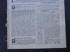 1899 Baugewerkszeitung 22 / Familienhaus nähe Schwerin