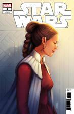Star Wars #1 Leia 1:50 Var (2020 Marvel Comics) First Print Bartel Cover