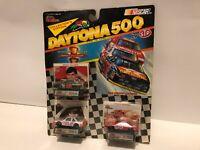 1992 Daytona 500 Winner's Circle 3 car set NASCAR 1/64 Diecast Racing Champions