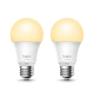 TP-Link Tapo L510E(2-pack) Smart Wi-Fi Light Bulb Dimmable
