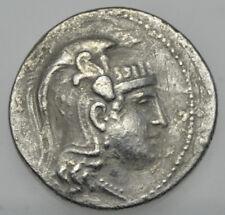 DIONYSOS Attika Athen AR-Tetradrachme Eule  #BT 5785