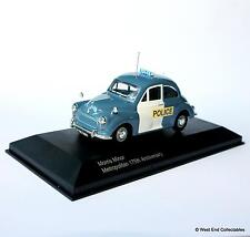 Corgi Lledo Vanguards - Boxed Morris Minor Police Car 1/43 -Metropolitan VA05805