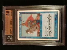 BGS Portal Three Kingdoms Sun Ce, Young Conquerer 9.5 Magic Beckett Graded MTG