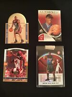 2003-04 Dwyane Wade Skybox LE Gold Proof, Pristine R, SP Game Used, All Star RC