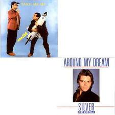 CD single SCOTCH - Silver POZZOLI Take me up - Around my dream - Special reissue
