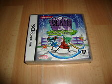 DEATH JR AND THE SCIENCE FAIR OF DOOM DE KONAMI NINTENDO DS NUEVO PRECINTADO