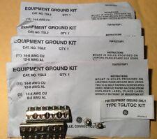 GE TGL2 Grounding Kits (4 kits) Free Shipping