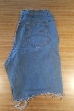 Chic Vintage Cutoff Shorts 80s Sz 20 (measured at 34 inches) 12 inch rise