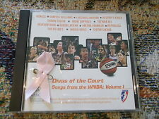 Divas of the Court songs from the WNBA Volume 1 1999 sony CD