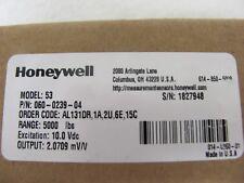 Honeywell - Load Cell Model 53 / Part # 060-0239-04