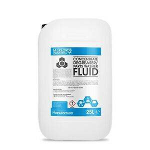 Concentrate Engine Degreaser / Cleaner - Parts Washer Fluid - (1x25 Litres)