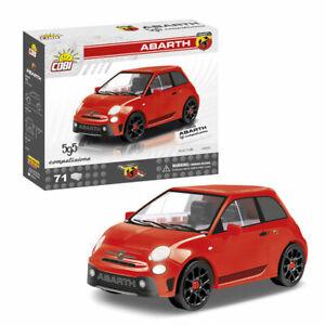COBI  Auto / Cars Bausatz SET 24502 Fiat Abarth